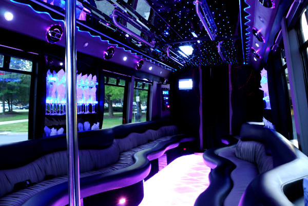 22 Seater Party Bus Indianapolis IN