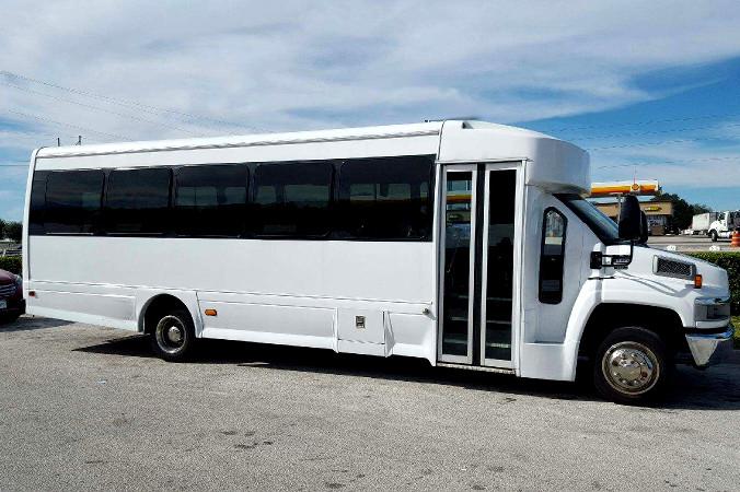 Indianapolis 36 Passenger Shuttle Bus